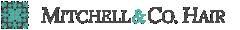 Mitchell & Co. Hair Logo